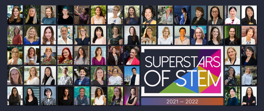 Superstars of STEM